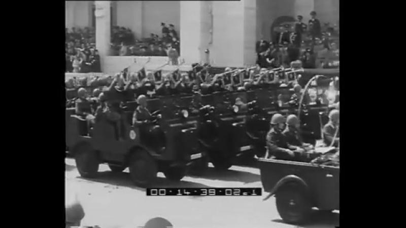 Benito Mussolini- il terzo annuale della fondazione dell'impero (1939)
