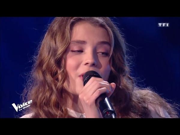 Vianney Je m'en vais Maëlle et Vianney The Voice 2018 Finale