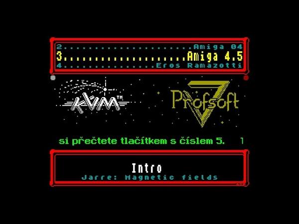 K.V.M.s Musicdisk (musicdisk) - K.V.M.ProfSoft (Czech Republic) [zx spectrum AY Music Demo]