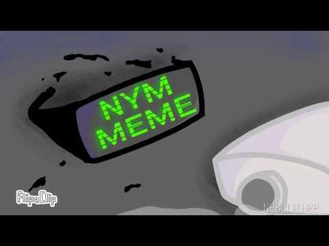 NYM MEME Tom Eddsworld Flipaclip