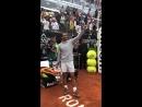 Победитель Рима 2018 Rafael Nadal Рафаэль Надаль
