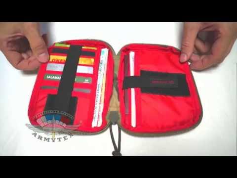 Обзор на Подсумок-кошелек Field wallet, D21018