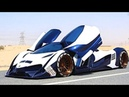 Devel Sixteen 5000HP V16 FASTEST Car In The World