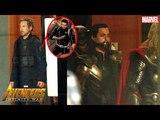 Avengers 4 Leaked Set Photos FlashbackTime Stone