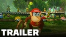 Mario Tennis Aces Diddy Kong Trailer Gamescom 2018