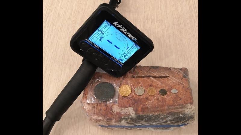 Макро Мульти Крузер тест на отдаление катушки от кирпича №2