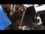 Доработка мотоблока. Усовершенствованный рычаг сцепления. Мотоблок Zubr JR-Q12E (12 л.с.)