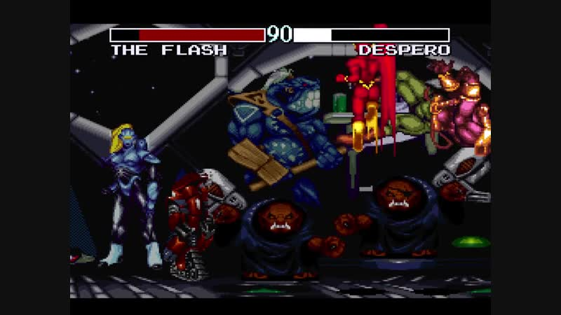 [TAS] SNES Justice League Task Force by grassini in 08-39.63