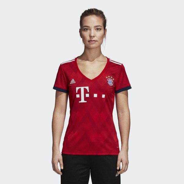 Домашняя игровая футболка Бавария Мюнхен