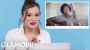 Hailee Steinfeld Watches Fan Covers On YouTube   Glamour