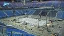 «Зенит-ТВ» «Газпром Арена» готовится к хоккейным матчам