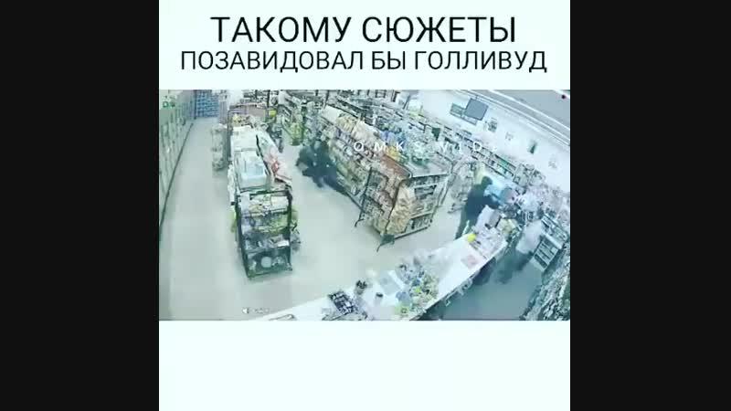 Странное ограбление