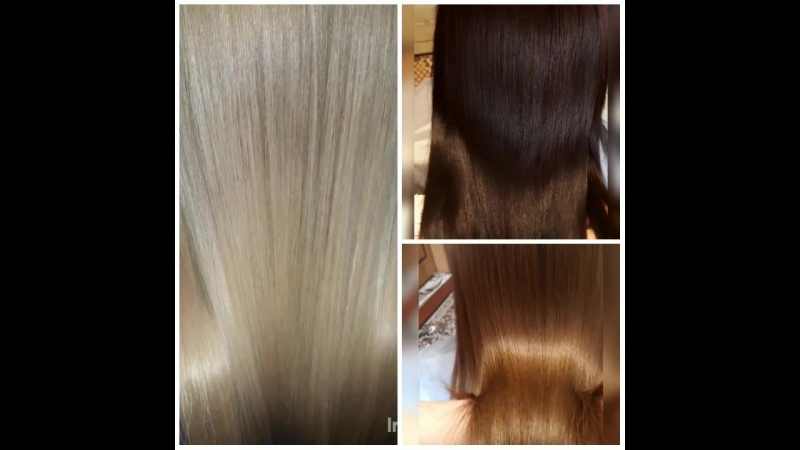 Кератиновле выпрямление волос Ботокс для волос Симферополь