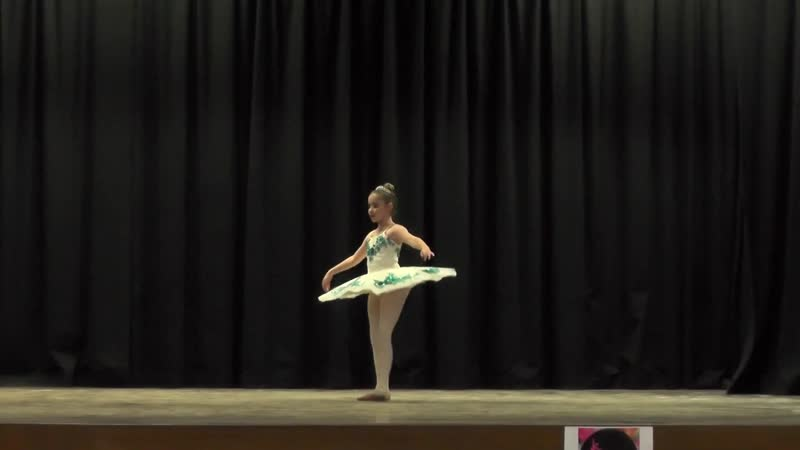 Classical ballet specially restricted 10 and under