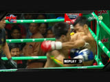 Жёсткое попадание. Max Muay Thai.