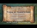 53. Недельная глава Торы «Г̃аазину» (Втор. 31:1-52) — Виталий Олийник