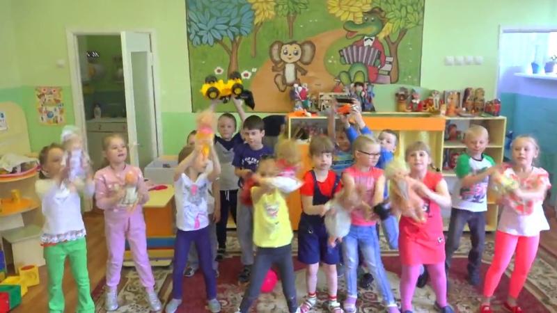 Выпускной в детском саду 2018 год. Клип Друзья