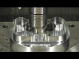 Most Satisfying Machines High Speed Metal Milling