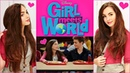 Girl Meets World Middle School Tutorial! Riley's Hair, Makeup Outfit
