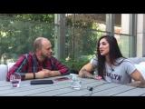 VSTRECHNIKOV VLOG- интервью с Бахар Набиевой — фантастической и уникальной фитнес-моделью!