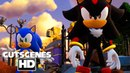 Sonic forces All Cutscenes [HD]