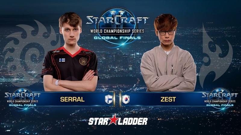 2018 WCS Global Finals Ro16, Group B, Winners Match: Serral (Z) vs Zest (P)
