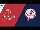 AL / 08.05.2018 / BOS Red Sox @ NY Yankees (1/3)