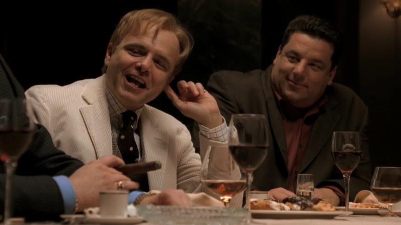 The Sopranos (Клан Сопрано) | Ральфи про бородавку Джонни Сэка