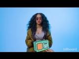 VIDEO H.E.R. says She Loves BTS