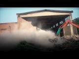 В Китае снесли мастерскую Ай Вейвэя