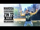 MAKOSA (Euro Cumbia) ZIN 72 Zumba with Lauro (Sydney)