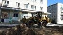 Капитальный ремонт дороги около дома №8 в мкр Дечинский Город Вязники