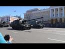 Парад Победы 2018 в Нижнем Новгороде