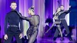 Pavel Zvychaynyy - Oxana Lebedew 2018 PODF - Night Of Nine, Prague Showcase Rumba
