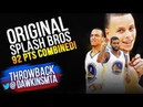 ORiGINAL SPLASH Brothers 93 Pts, 19 3's 2011.3.11 | Warriors vs Magic - EPiC COMEBACK! | FreeDawkins