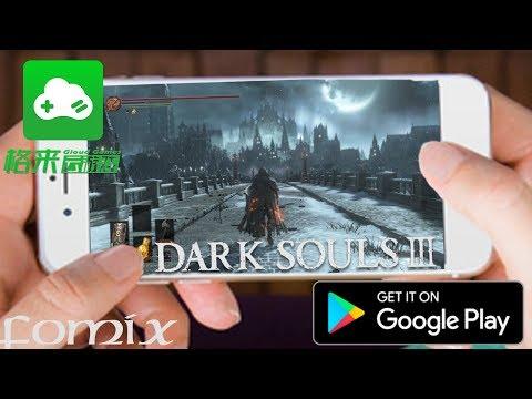Dark Souls III на телефон через Cloud Games (Android Ios)
