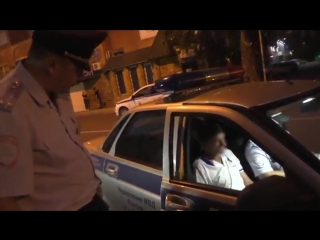 В Тольятти сотрудники ДПС задержали пьяного на угнанной «Газели»