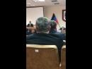 На поставленные вопросы депутатом В.В Скороходовым, о преступления и халатности, и.о главы города Макеевки В.А Ляховец ответы не