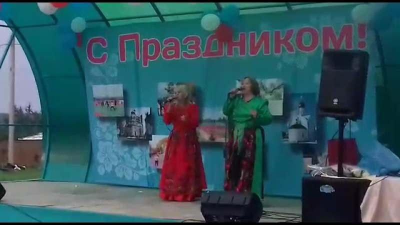 Коллектив Околица 28.07.18 Ивочкина Ольга и Кривенкова Галина