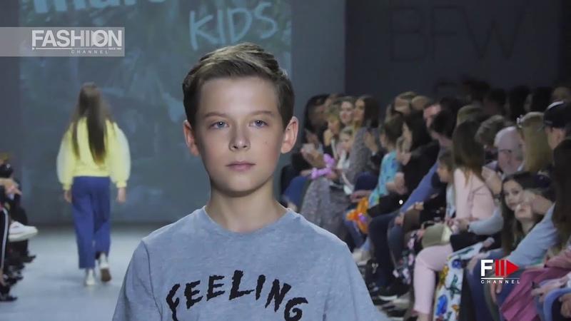 MARCELINO KIDS Belarus Fashion Week Fall 2018 2019