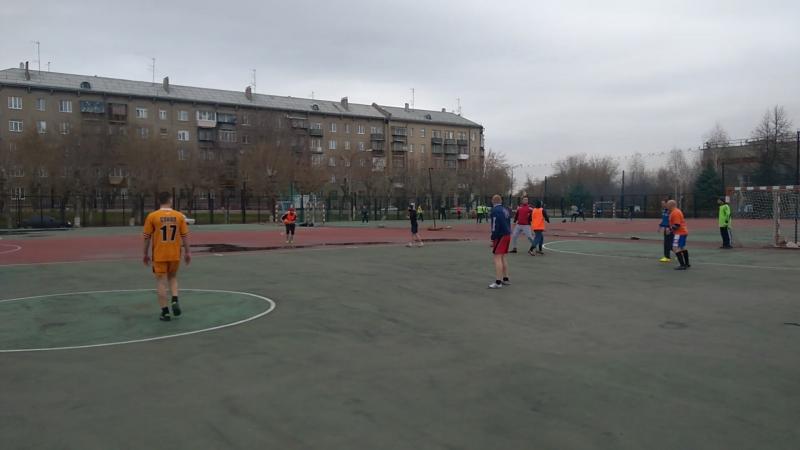 Мехмаш 92 Динамо УИС 9 0 1 тайм