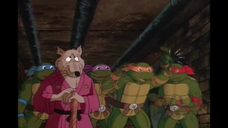 Music of the Rat King! - TMNT (1987)