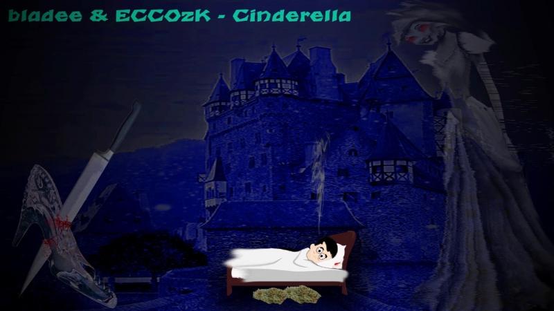 Bladee ECCO2K - Cinderella (RUS/ПЕРЕВОД)