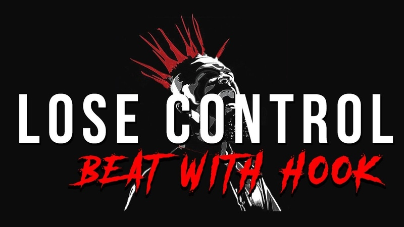 [With Hook] Dark Tech N9ne x Hopsin Type Rap Beat With Hook 2018 - Lose Control ft Nate