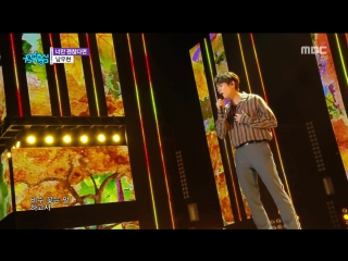 Nam Woohyun -  If Only You Are Fine @ Music Core 180908
