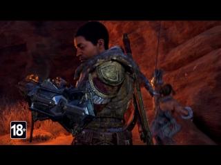 Средиземье: Тени войны – трейлер сюжетного дополнения «Пустоши Мордора»