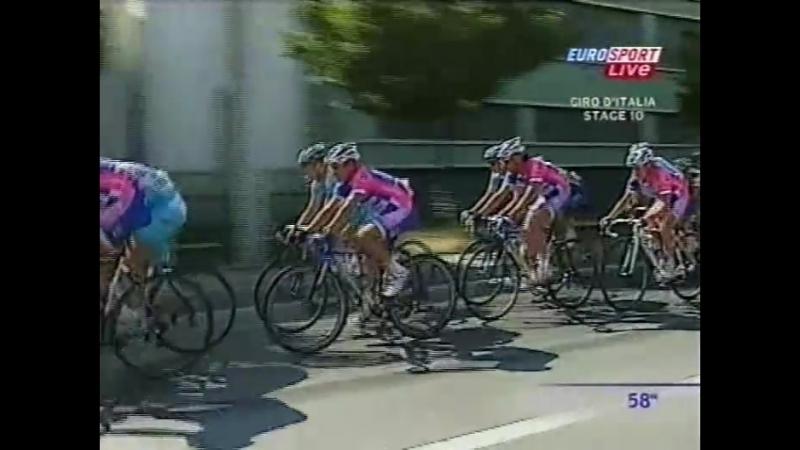 Giro dItalia 2007 stage 10 22 May Camiaore to Santuario Nostra Signora della Guardia ᴖ