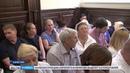 Видео из зала суда, где решалась судьба руководитея пожаротушения а по делу «Зимней вишни» Андрея Бурсина