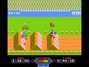 Excite Bike motorcycle game nostalgia NES Dandy