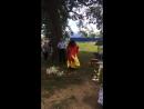 выступление в поселке Пронь на празднике святых Петра и Февронии